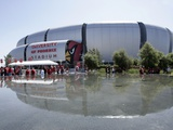 Arizona Cardinals--University of Phoenix Stadium: Glendale  ARIZONA - The University of Phoenix Sta