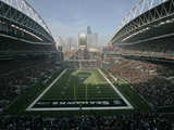 49ERS SEAHAWKS: SEATTLE  WA - CenturyLink Field