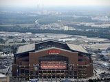 Indianapolis Colts--Lucas Oil Stadium: Indianapolis  INDIANA - Lucas Oil Stadium