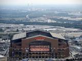 Indianapolis Colts--Lucas Oil Stadium: Indianapolis  INDIANA - Lucas Oil Stadium