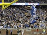 Packers Lions Football: Detroit  MICHIGAN - Calvin Johnson