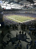 Detroit Lions--Ford Field: DETROIT  MICHIGAN - Ford Field