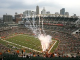 Rams Bengals Football: Cincinnati  OHIO - Paul Brown Stadium