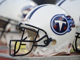 Buccaneers Titans Football: Nashville  TN - Tennessee Titans Helmets