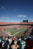 Bills Dolphins Football: Miami  FL - Sun Life Stadium