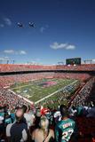 Bills Dolphins Football: Miami  FL - Sun Life Stadium