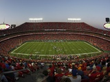 Seahawks Chiefs Football: Kansas City  MO - Arrowhead Stadium