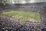 49ers Vikings Football: Minneapolis  MN - Hubert H Humphrey Metrodome