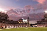 Bills Patriots Football: Foxborough  MA - Gillette Stadium Panorama