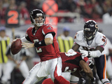 Bears Falcons Football: Atlanta  GA - Matt Ryan