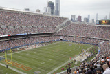 NYC Terror Warning: Chicago  IL - Soldier Field Panorama