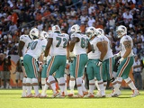 NFL Concept Shots and Isolated:    - The Miami Dolphins