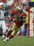 PLAYER OF THE WEEK GORE 49ERS FOOTBALL: SAN FRANCISCO  CALIFORNIA - Frank Gore