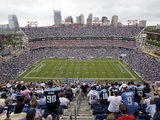 Texans Titans Football: Nashville  TN - LP Field