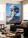 Ash Cloud Following Explosive Vulcanian Eruption  Sakurajima Volcano  Japan