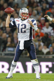 Britain Patriots Buccaneers Football: London   - Tom Brady