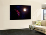 Artist's Concept of the Kepler-11 Planetary System