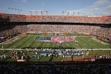 Saints Dolphins Football: Miami  FL - Sun Life Stadium