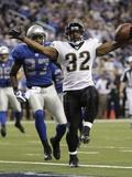 Jaguars Jones Drew Football: Detroit  MI - Maurice Jones-Drew