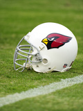 Cardinals Titans Football: Nashville  TN - An Arizona Cardinals Helmet
