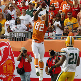 Packers Buccaneers Football: Tampa  FL - Kellen Winslow