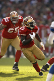 Lions 49ers Football: San Francisco  CA - Frank Gore