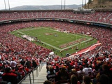 San Francisco 49ers--Candlestick Park: San Francisco  CALIFORNIA - Candlestick Park