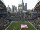 Seattle Seahawks--Qwest Field: Seattle  WASHINGTON - CenturyLink Field