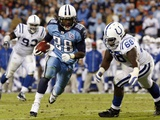 Colts Titans Football: Nashville  TENNESSEE - Chris Johnson