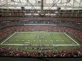 Dolphins Falcons Football: Atlanta  GA - The Georgia Dome