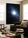 Artist's Concept of a Recently Discovered Galaxy