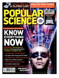 Front cover of Popular Science Magazine: October 1  2008