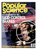 Front cover of Popular Science Magazine: November 1  1984