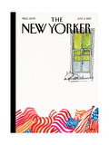 The New Yorker Cover - July 4  2011