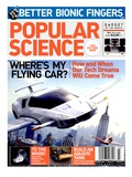 Front cover of Popular Science Magazine: March 1  2006