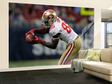 49ers Rams Football: St Louis  MO - Vernon Davis