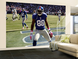 Raiders Giants Football: East Rutherford  NJ - Hakeem Nicks