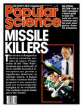 Front cover of Popular Science Magazine: September 1  1988