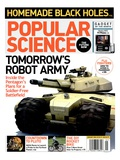 Front cover of Popular Science Magazine: January 1  2006