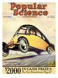Front Cover of Popular Science Magazine: December 1  1930