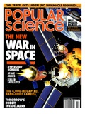 Front cover of Popular Science Magazine: November 1  2005