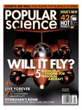 Front cover of Popular Science Magazine: January 1  2005
