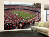 Falcons 49ers Football: San Francisco  CA - Candlestick Park