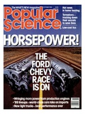 Front cover of Popular Science Magazine: October 1  1988