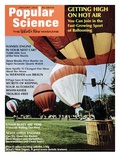 Front Cover of Popular Science Magazine: January 1  1972