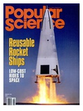 Front cover of Popular Science Magazine: February 1  1994