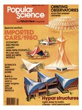 Front cover of Popular Science Magazine: February 1  1980