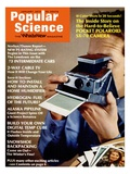 Front Cover of Popular Science Magazine: December 1  1973