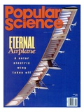 Front cover of Popular Science Magazine: April 1  1994