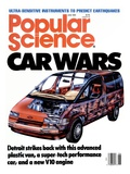 Front cover of Popular Science Magazine: June 1  1989